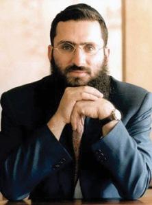 Rabbi Shmuley Boteach, author of Judaism for Everyone.
